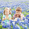 Basking in the Bluebonnets :